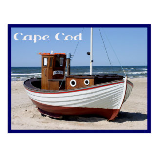 Cape Cod,Provincetown, Massachusetts  Postcard