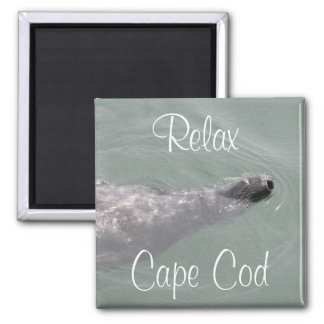 Cape Cod, Relax Seal Floating  Magnet