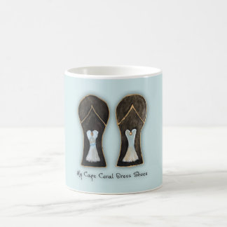 Cape Coral Florida Dress Shoes Coffee Mug