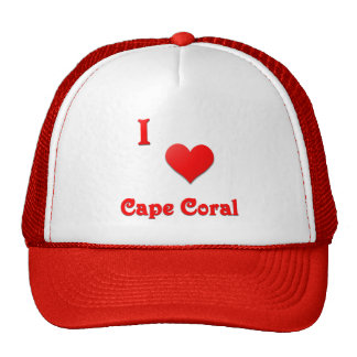 Cape Coral -- Red Cap
