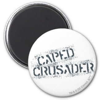 Cape Crusader Paint Magnets