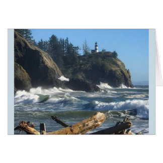 Cape Disappointment Lighthouse Card