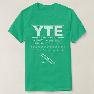 Cape Dorset Airport YTE T-Shirt