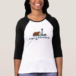 Cape Elizabeth. T-Shirt