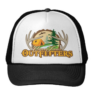 Cape Fear Outfitters Mesh Hats