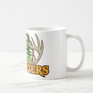Cape Fear Outfitters Basic White Mug