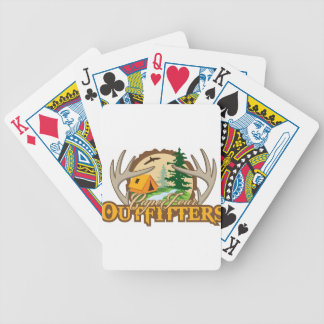 Cape Fear Outfitters Playing Cards