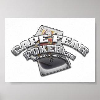 cape fear poker poster