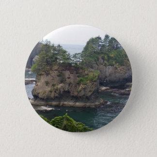 Cape Flattery 6 Cm Round Badge