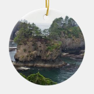 Cape Flattery Ceramic Ornament