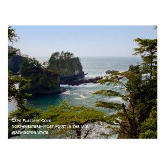 Cape Flattery Postcard