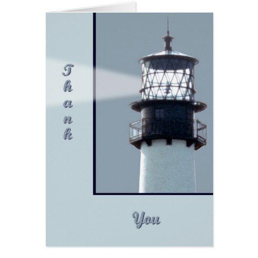 Cape Florida Lighthouse Greeting Cards