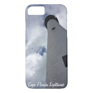 Cape Florida Lighthouse Phone Case