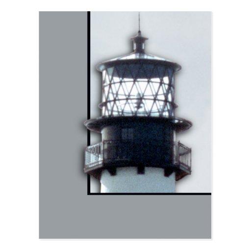 Cape Florida Lighthouse Post Card