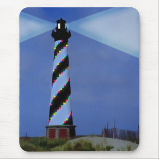 Cape Hatteras Holiday Lights Mouse Pad