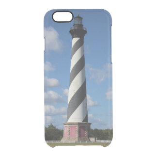 Cape Hatteras Light Clear iPhone 6/6S Case