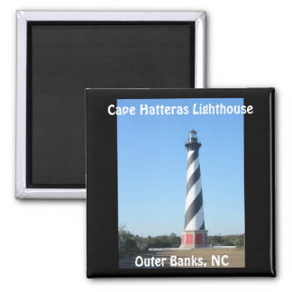Cape Hatteras Lighthouse Magnet #1
