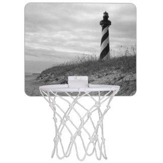 Cape Hatteras Lighthouse Mini Basketball Hoop