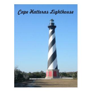 Cape Hatteras Lighthouse OBX Postcard