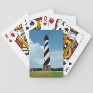 Cape Hatteras Lighthouse Outer Banks NC Playing Cards