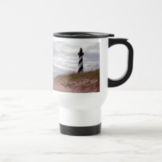 Cape Hatteras Lighthouse Stainless Steel Travel Mug