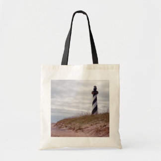Cape Hatteras Lighthouse Budget Tote Bag