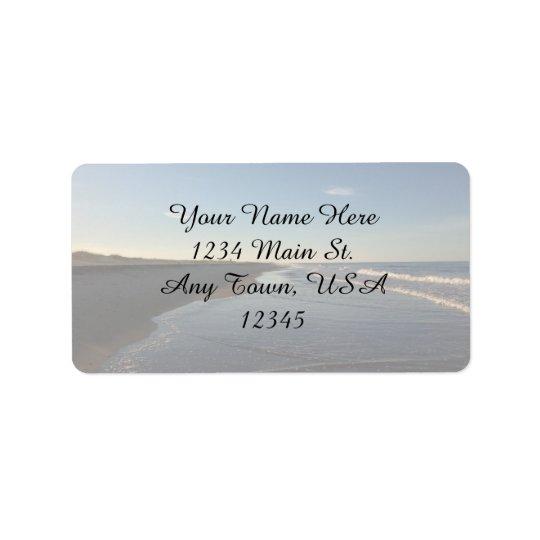 Cape Hatteras National Seashore Address Label