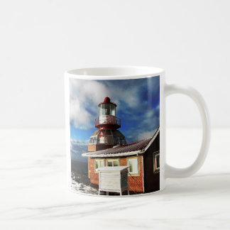 Cape Horn Lighthouse, Chile (Larger image) Coffee Mug