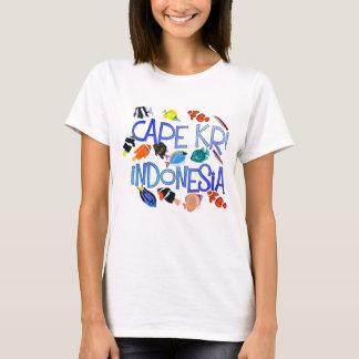 Cape Kri Indonesia Dive Tshirt