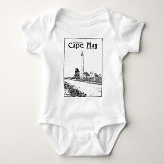 Cape May Baby Bodysuit