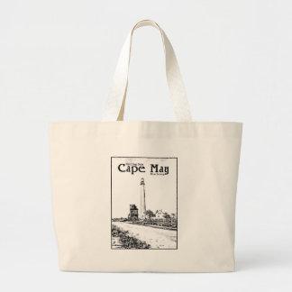 Cape May Jumbo Tote Bag