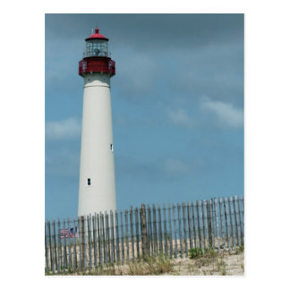Cape May Light Postcard