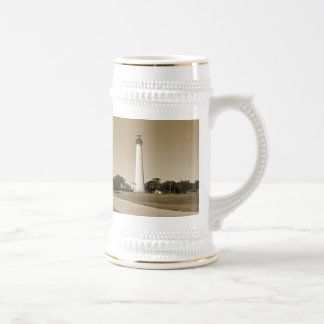 Cape May Lighthouse Beer Steins