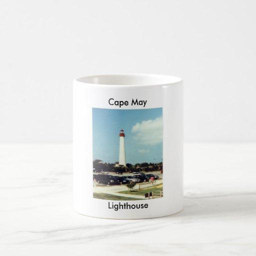 Cape May Lighthouse Mug