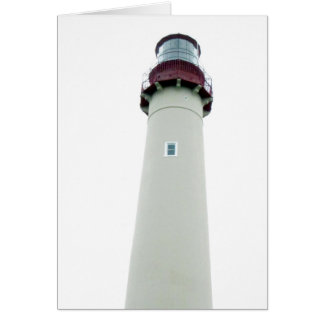 Cape May Lighthouse (New Jersey) Card