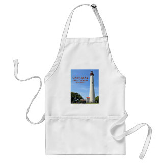 Cape May Lighthouse, New Jersey Cooking Apron