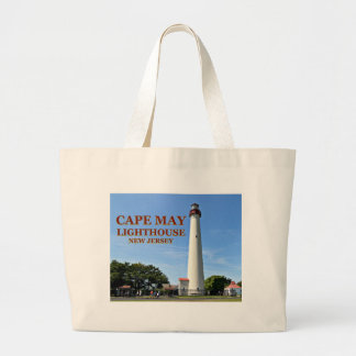 Cape May Lighthouse, New Jersey Tote Bag
