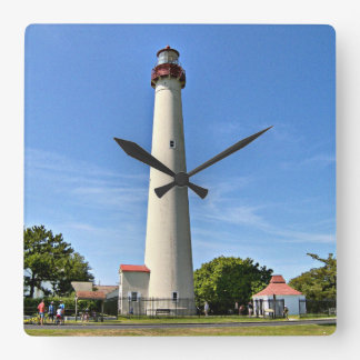 Cape May Lighthouse, New Jersey Wall Clock