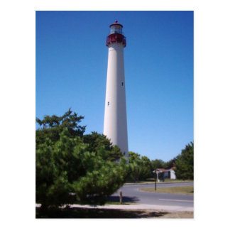 Cape May Lighthouse Postcards