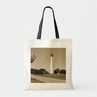 Cape May Lighthouse Budget Tote Bag