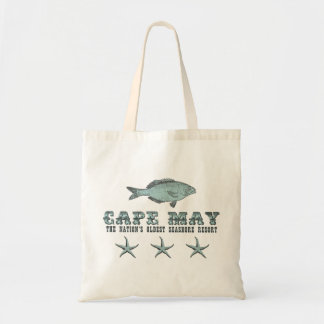 Cape May Nation's Oldest Seashore Resort Tote Bag