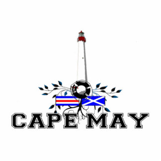 Cape May Photo Sculpture Magnet