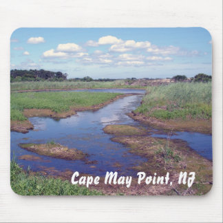 Cape May Point, NJ Mouse Pad
