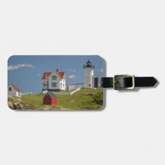 Cape Neddick Lighthouse Luggage Tag