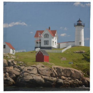 Cape Neddick Lighthouse Napkin