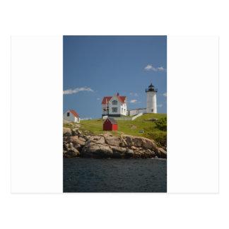 Cape Neddick Lighthouse Postcard