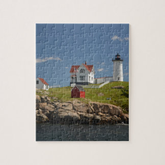 Cape Neddick Lighthouse Puzzle