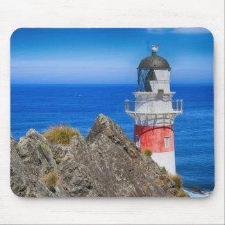 Cape Palliser New Zealand Lighthouse Mouse Pad