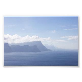 Cape Peninsula, South Africa, Photo Print