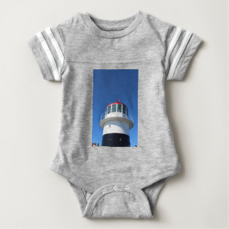 Cape Point Lighthouse South Africa Baby Bodysuit